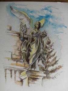 Engel-Denkmal
