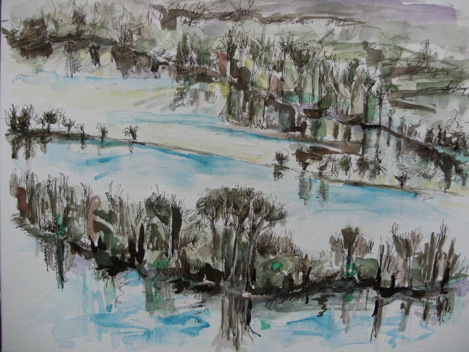 Flusslandschaft-Nadia-Baumgart