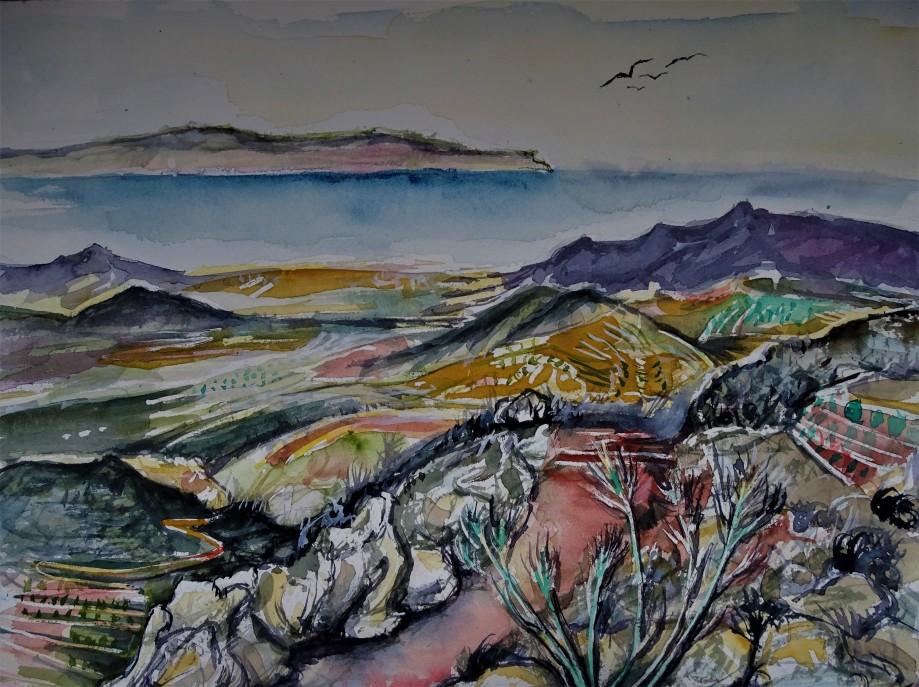 Kreta-Aquarell-Nadia-baumgart-2