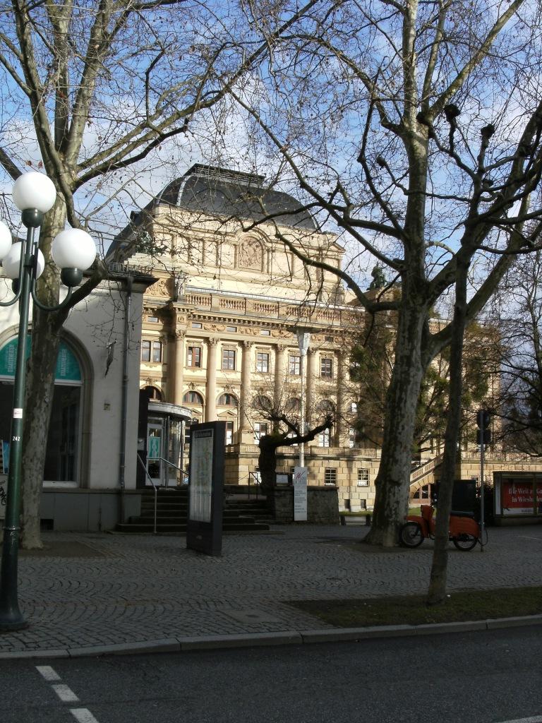 Staatstheater Wiesbaden Nadia Baumgart Kunst