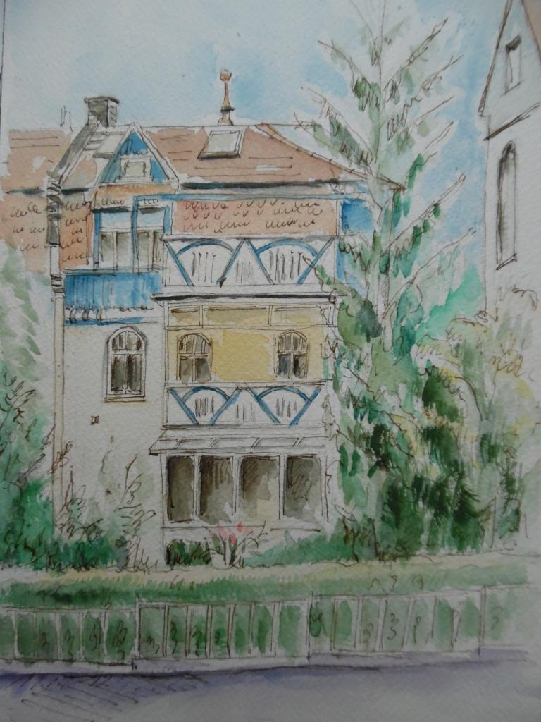 Blaues-Haus-Wiesbaden-maison-bleue-Nadia-Baumgart