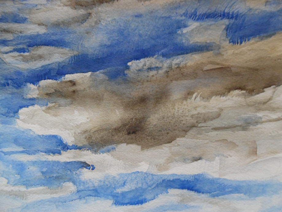 Himmel-wolke-sky-cloud-nuage-aquarell-nadia-baumgart
