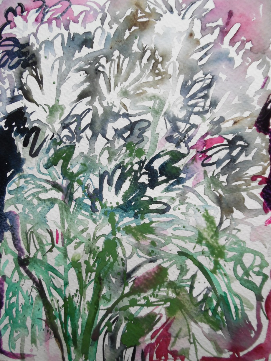 Flowers-Fleurs-Aquarell-Watercolour-Nadia-Baumgart-2
