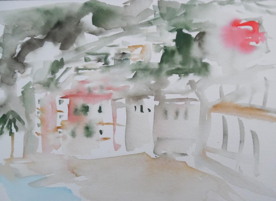 Laigueglia-Ligurische-Küste-Nadia-Baumgart