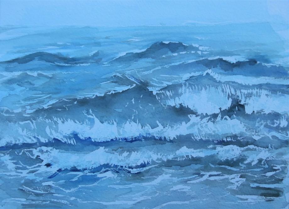 Mare-Laigueglia-Aquarell-Watercolor-Nadia-Baumgart