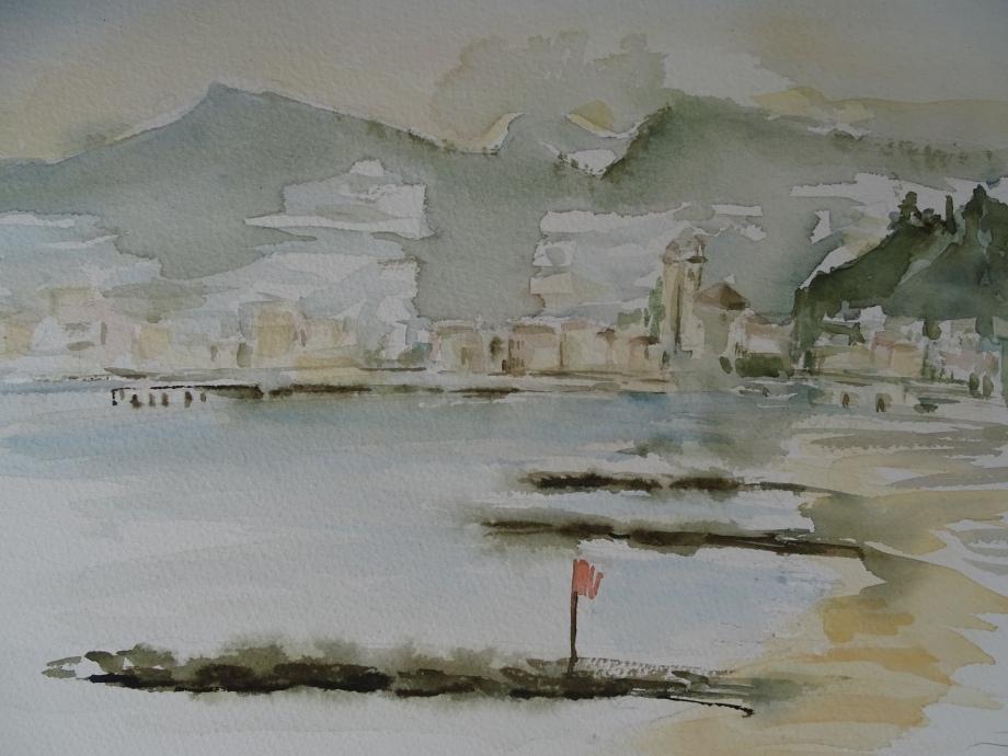 Seascape-Aquarell-Watercolour-Nadia-Baumgart