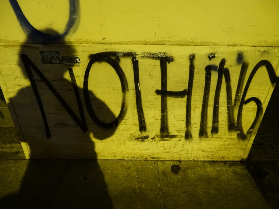 Nothing-rome-nadia-Baumgart-Foto
