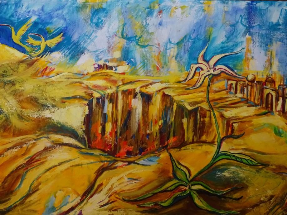 Lebensfreude-Malerei-Nadia-Baumgart