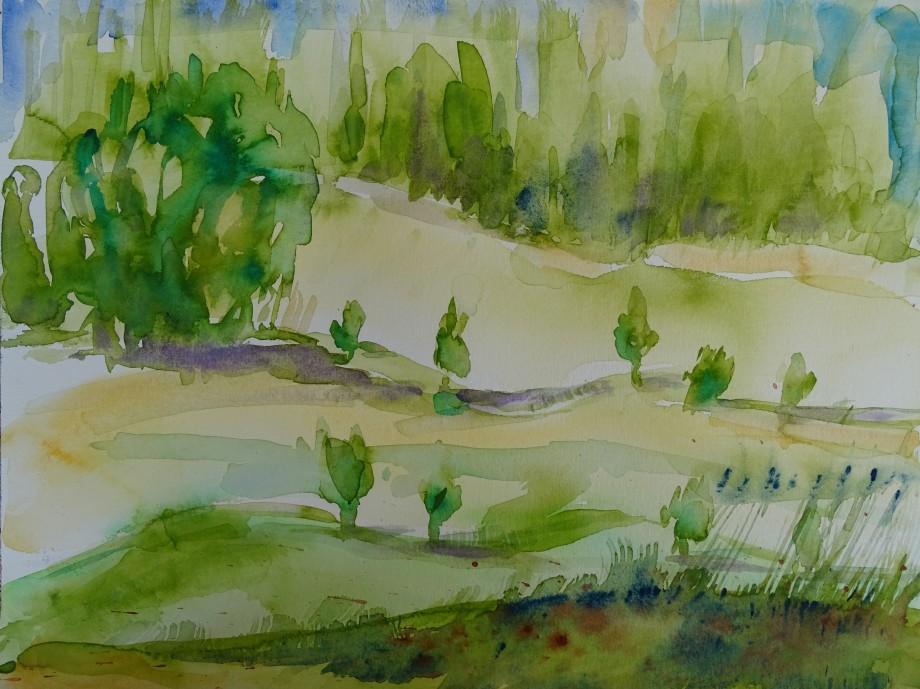 Aquarell-Landschaft-Nadia-Baumgart
