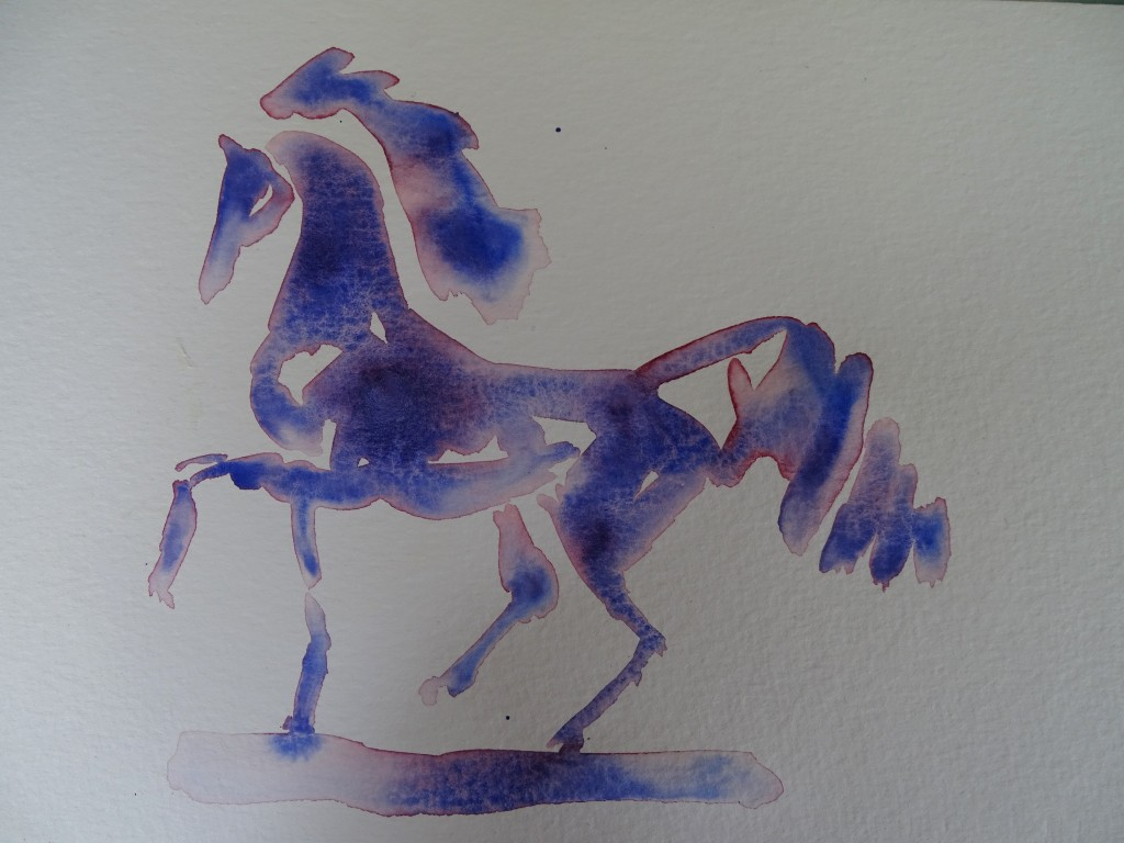 Little-horse-Watercolor-Nadia-Baumgart