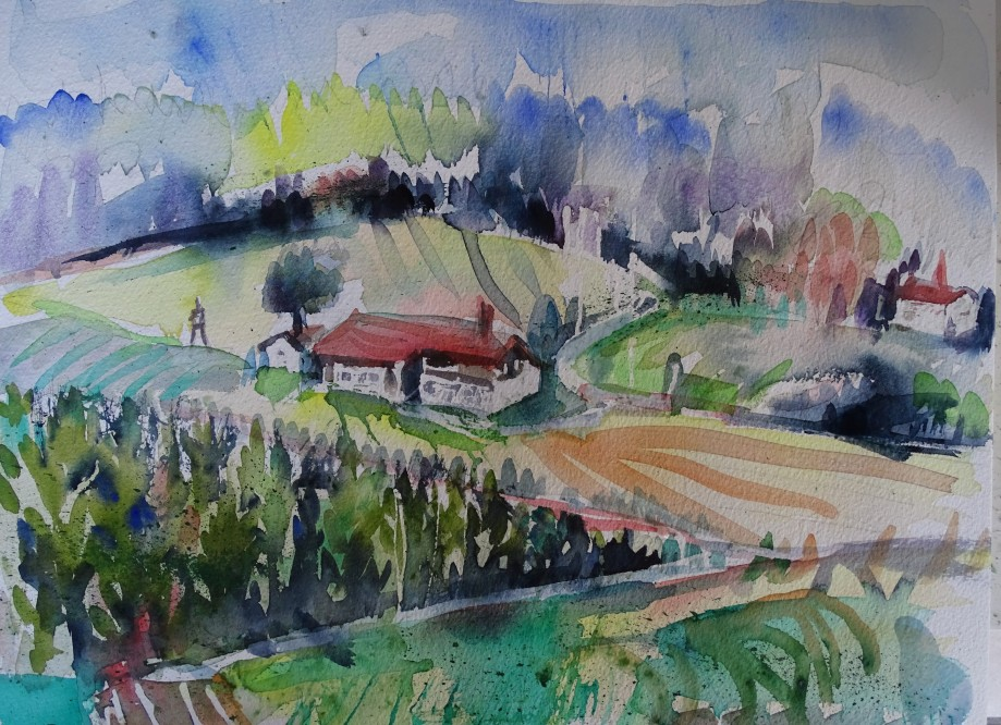 Rottal-Inn-Aquarell-Nadia-Baumgart-watercolour-2