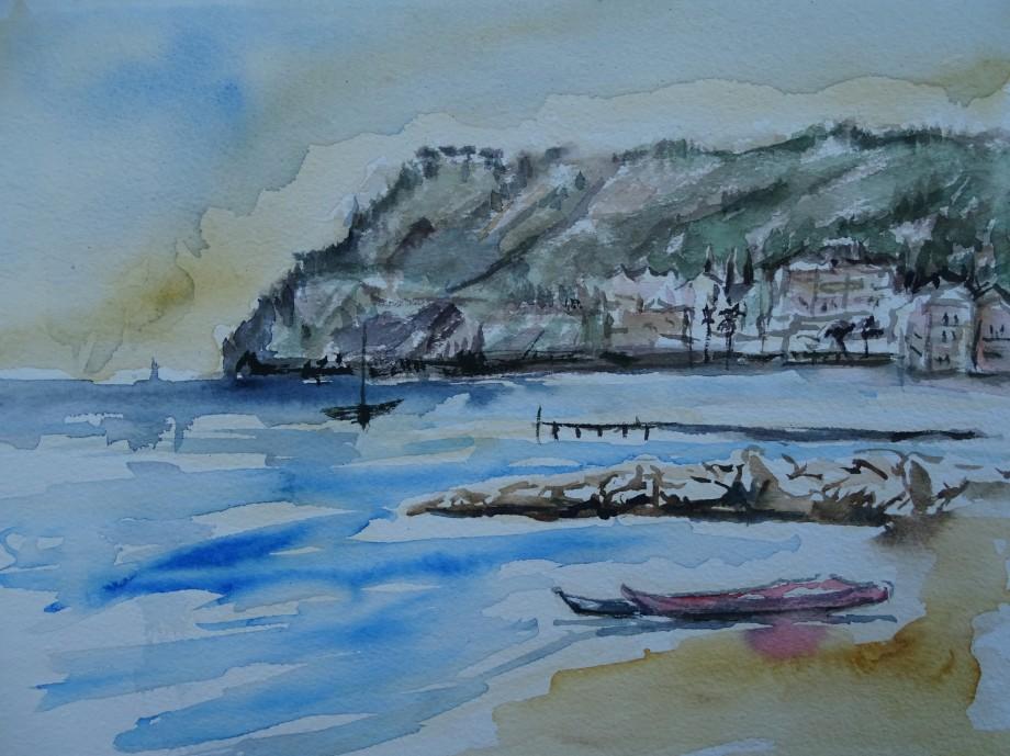 laigueglia-riviera-aquarell-nadia-baumgart