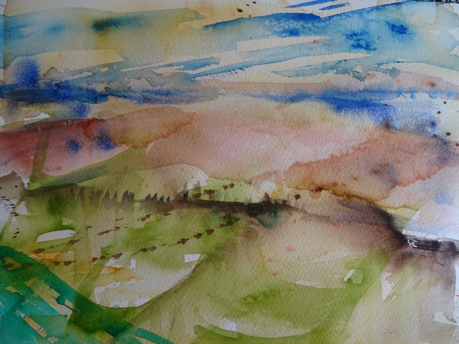 Landscape-Aquarell-Nadia-Baumgart-Abstraktjpg