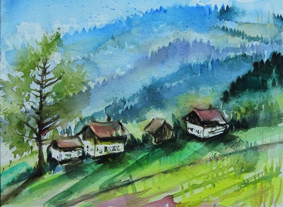 niederbayern-aquarell-lower-bavaria-nadia-baumgart-3