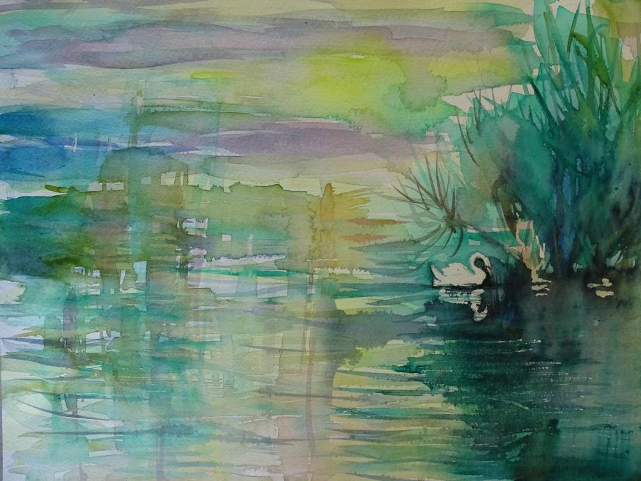 schwan-aquarell-nadia-baumgart