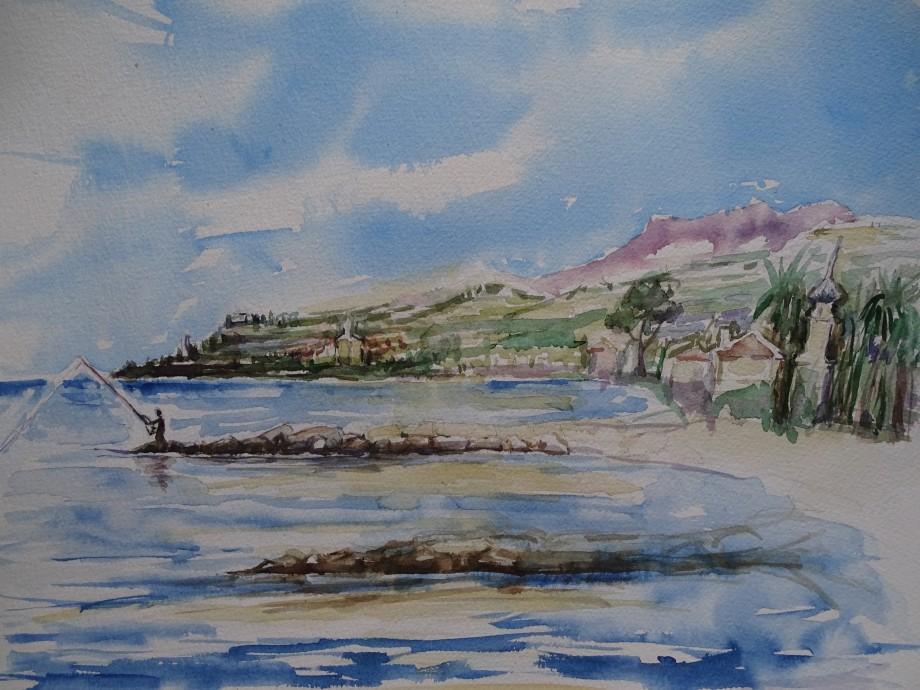 marina-meereslandschaft-aquarell-nadia-baumgart