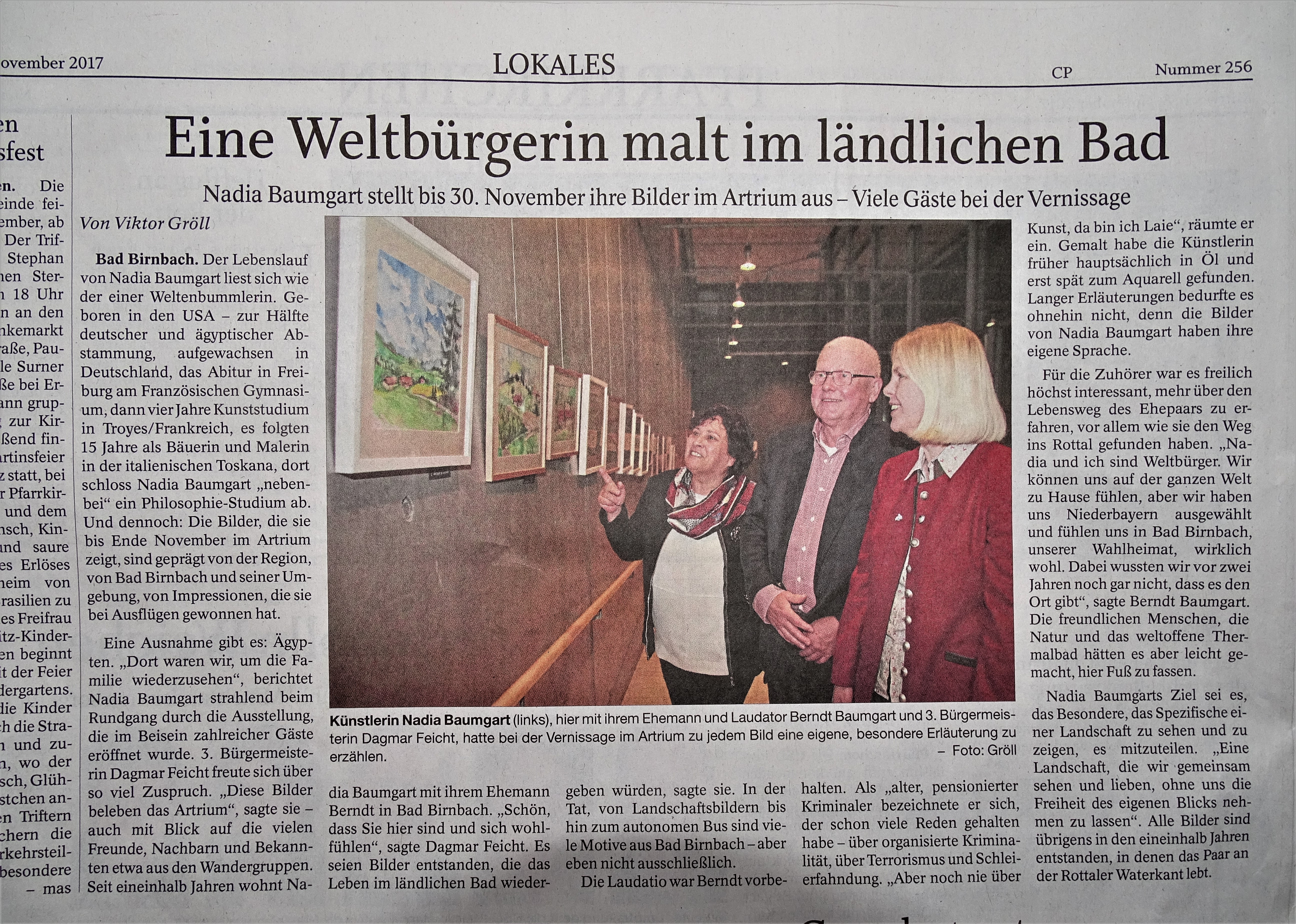 3-Artikel-PNP-Bad-Birnbach-Vernissage-Artrium-Nadia-Baumgart-22-November-2017