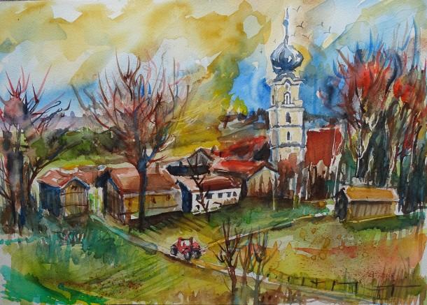 Landschaft im Rottal-Inn