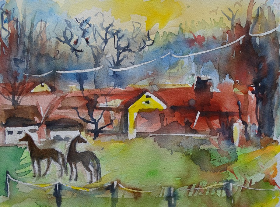 hof-rottal-inn-aquarell-nadia-baumgart