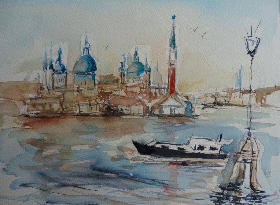 venice-venedig-aquarell-watercolour-nadia-baumgart