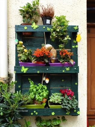 Blumen-Kiste