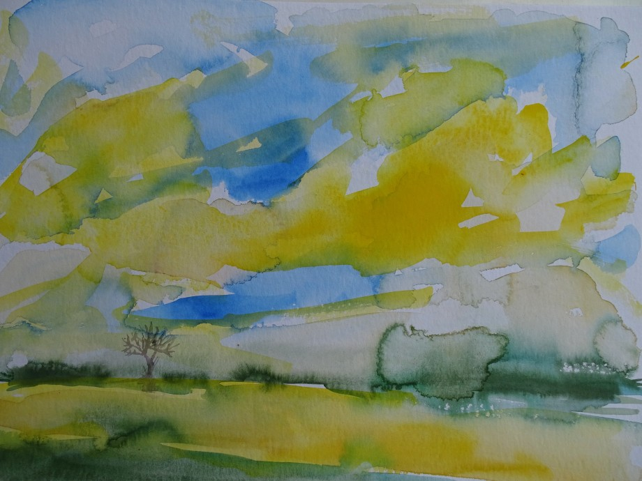 Landschaft-Aquarelle-Nadia-Baumgart-2