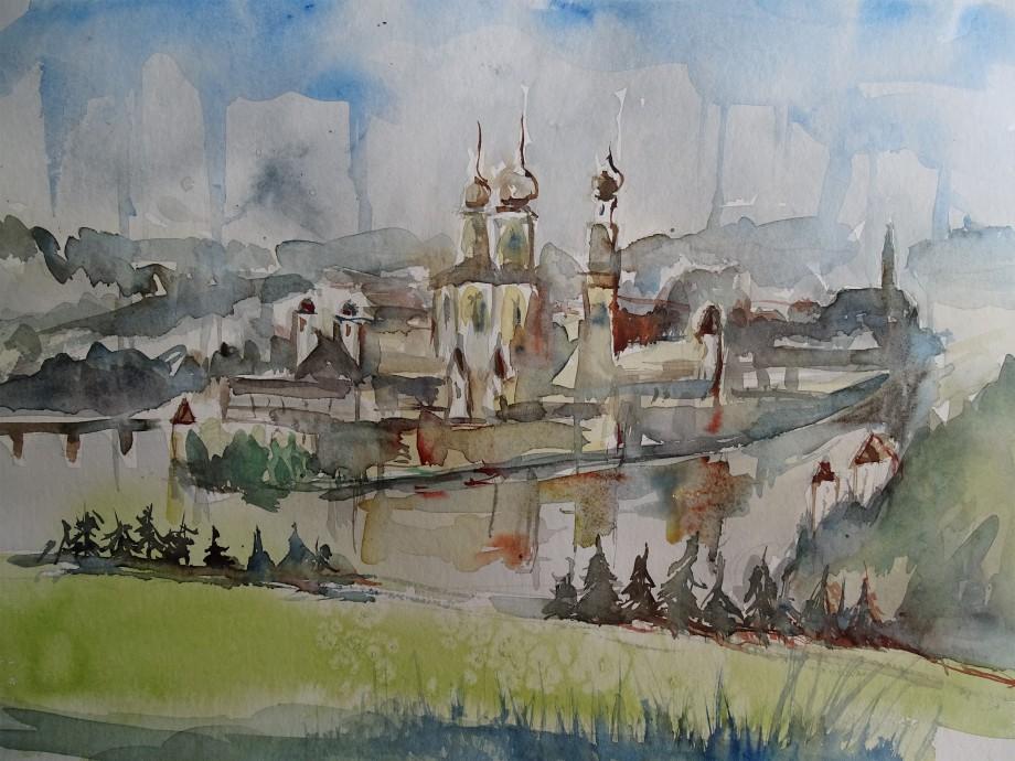 Passau-Aquarelle-Nadia-Baumgart-2