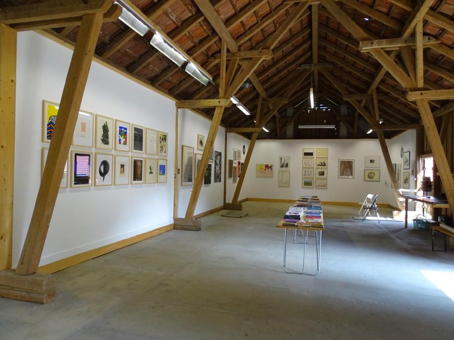 Schauraum K3 Galerie für Gegenwartskunst - Foto Nadia Baumgart
