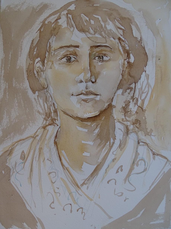 Jeune-fille-aquarelle-Nadia-Baumgart