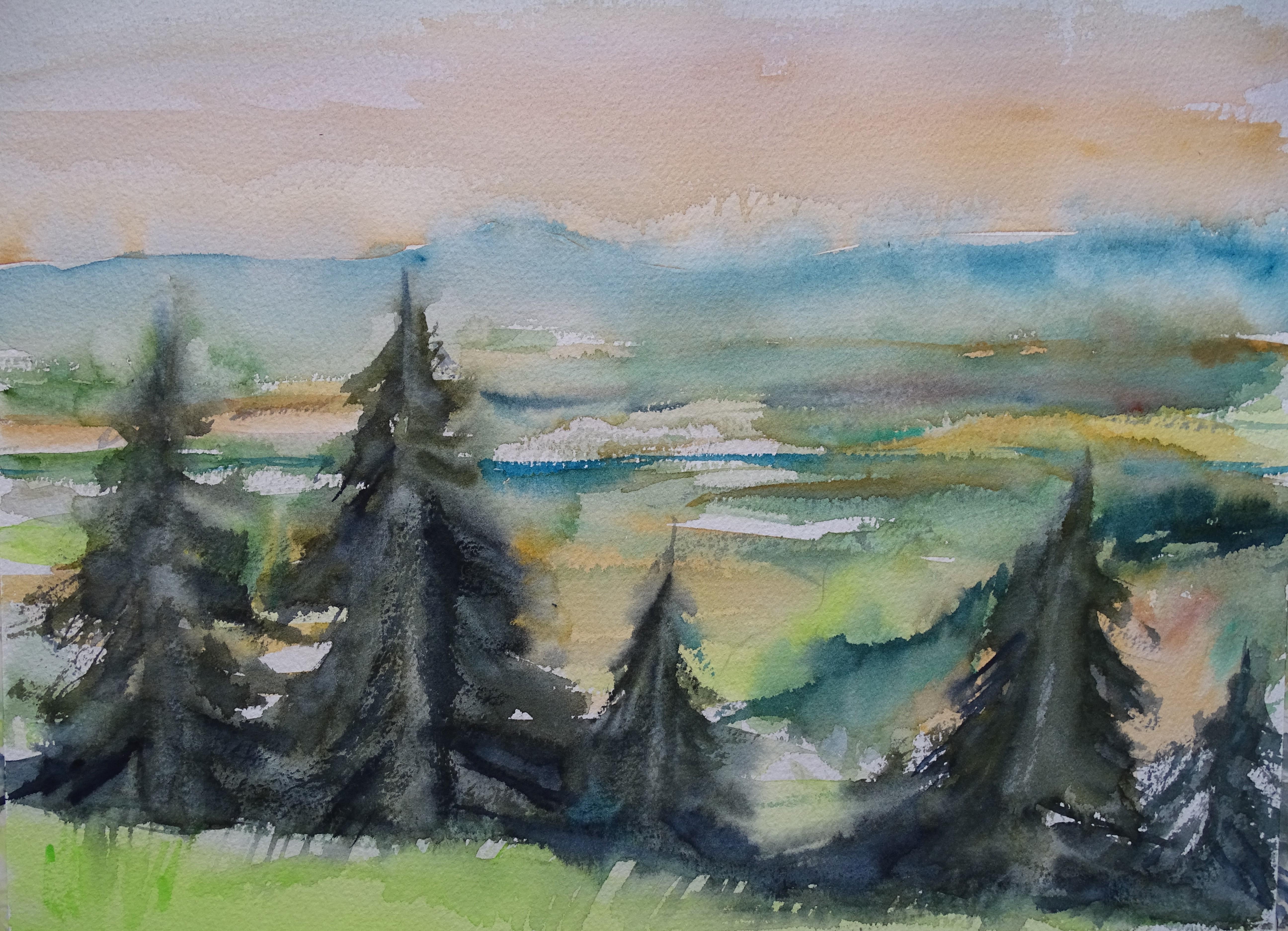 Niederbayern-Malerei-Nadia-Baumgart