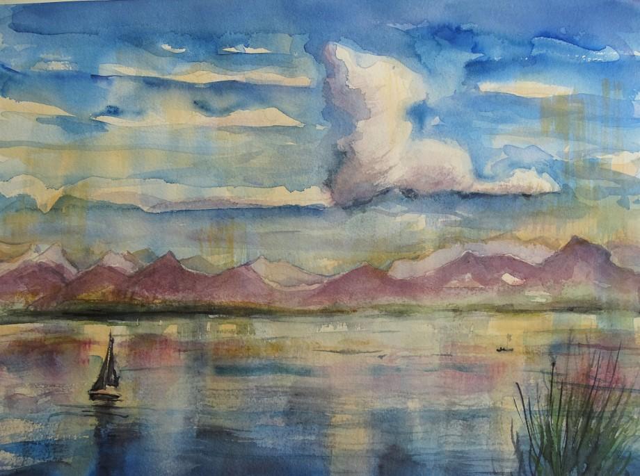 Wolke-Aquarelle-Nadia-Baumgart