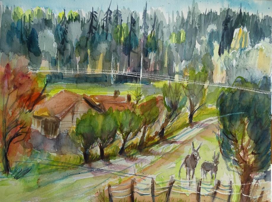 Landschaft-Aquarelle-Nadia-Baumgart-3
