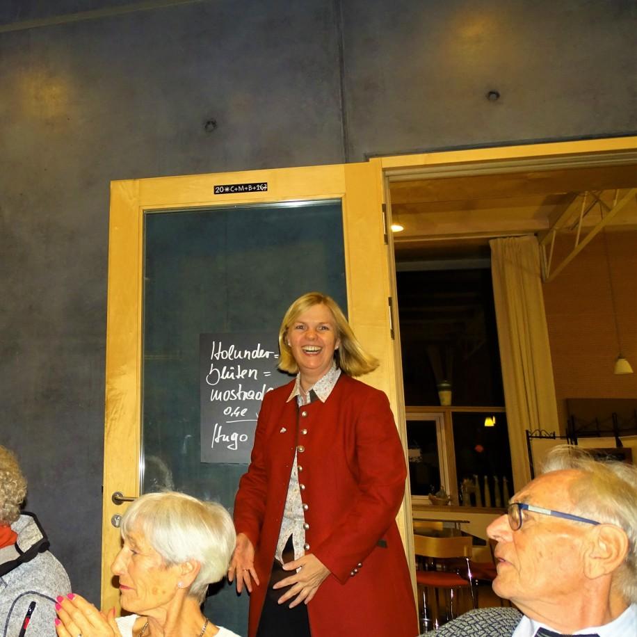 3.Bürgermeisterin Dagmar Feicht Bad Birnbach