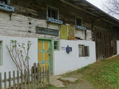 Kramerei Anton Wanninger, erbaut 1807, Kramerei, Posthilfsstelle und Stallung