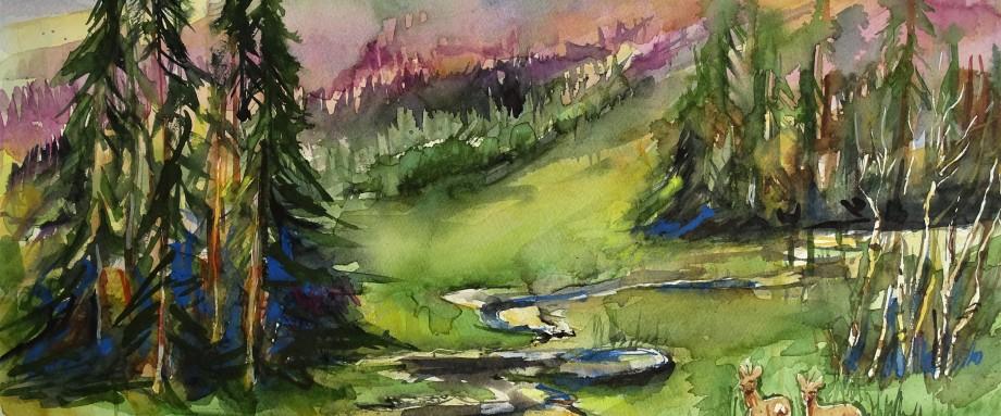 Kunst in Bad Birnbach - Nadia Baumgart