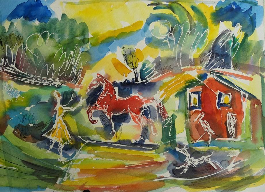 sketch-Malerei-Nadia-Baumgart-Bad-Birnbach