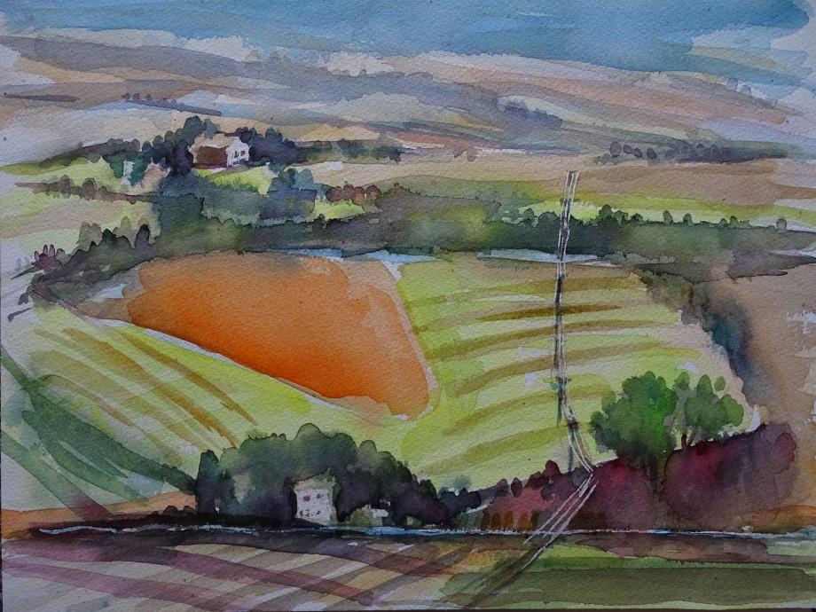 Rottaler-Landschaft-Malerei-Nadia-Baumgart