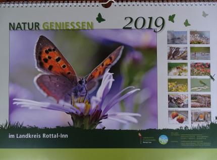 Landkreiskalender Rottal-Inn 2018