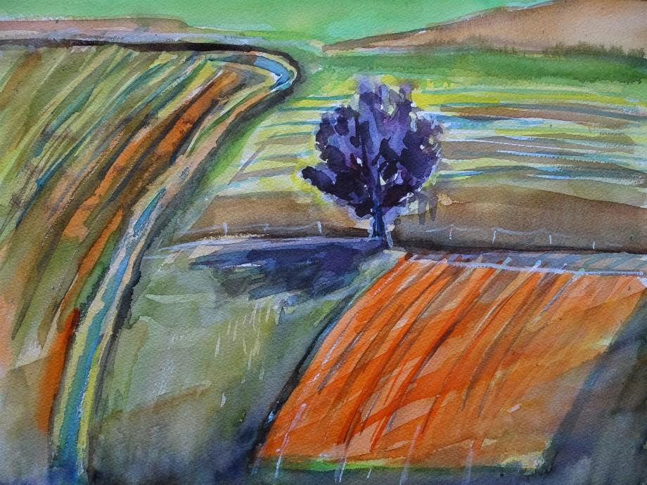 Landschaft_Malerei_Nadia_Baumgart