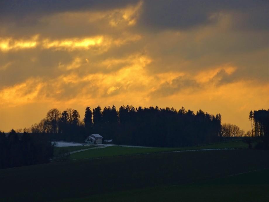 Sonnenuntergang_Rottal
