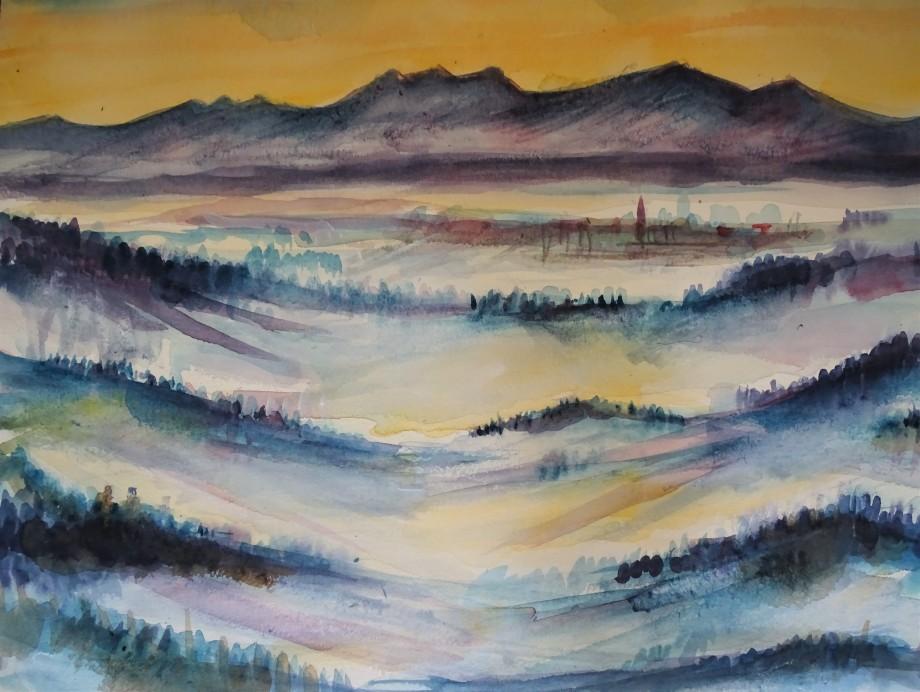 Nebel-Aquarelle_Nadia_Baumgart