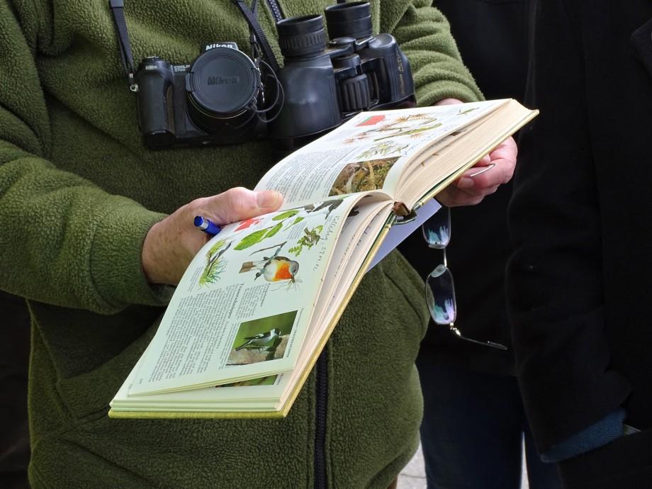 Vogelstimmenwanderung in Pfarrkirchen
