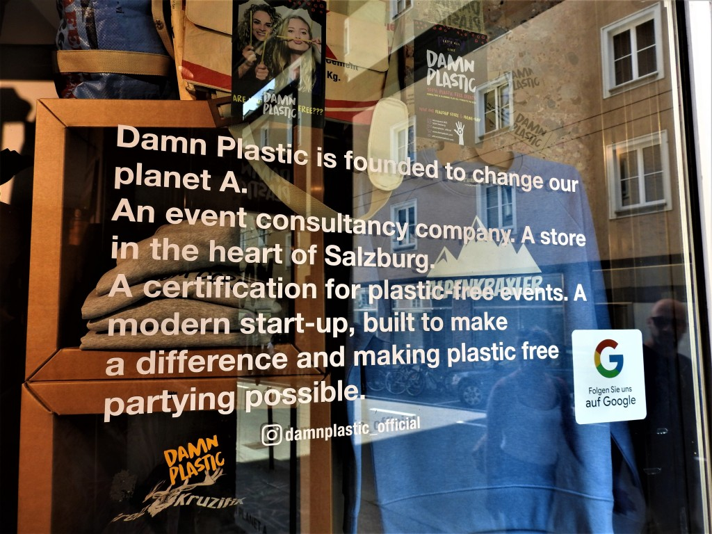 Plastic-free in Salzburg