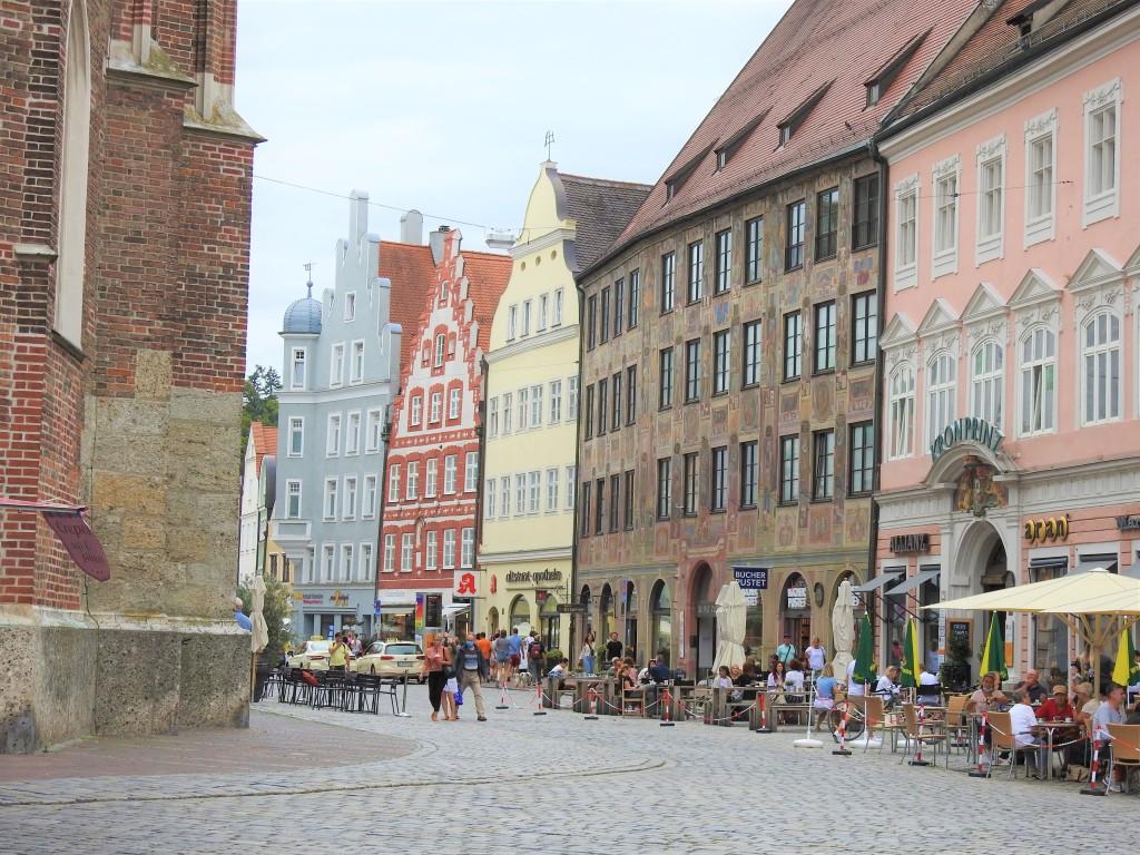 Altstadt von Lanfshut