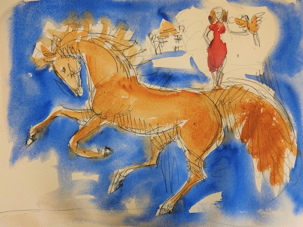 Freedom - Un cavallo libero