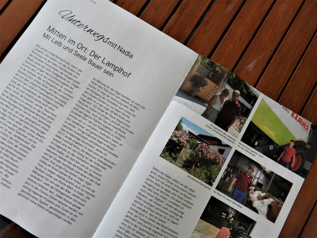 Rottaler Gsichter Magazin - Der Lamplhof