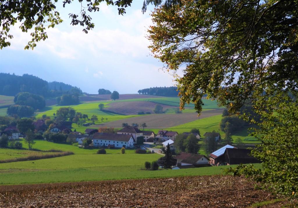 Rottaler Landschaften - Niederbayerische Landschaften