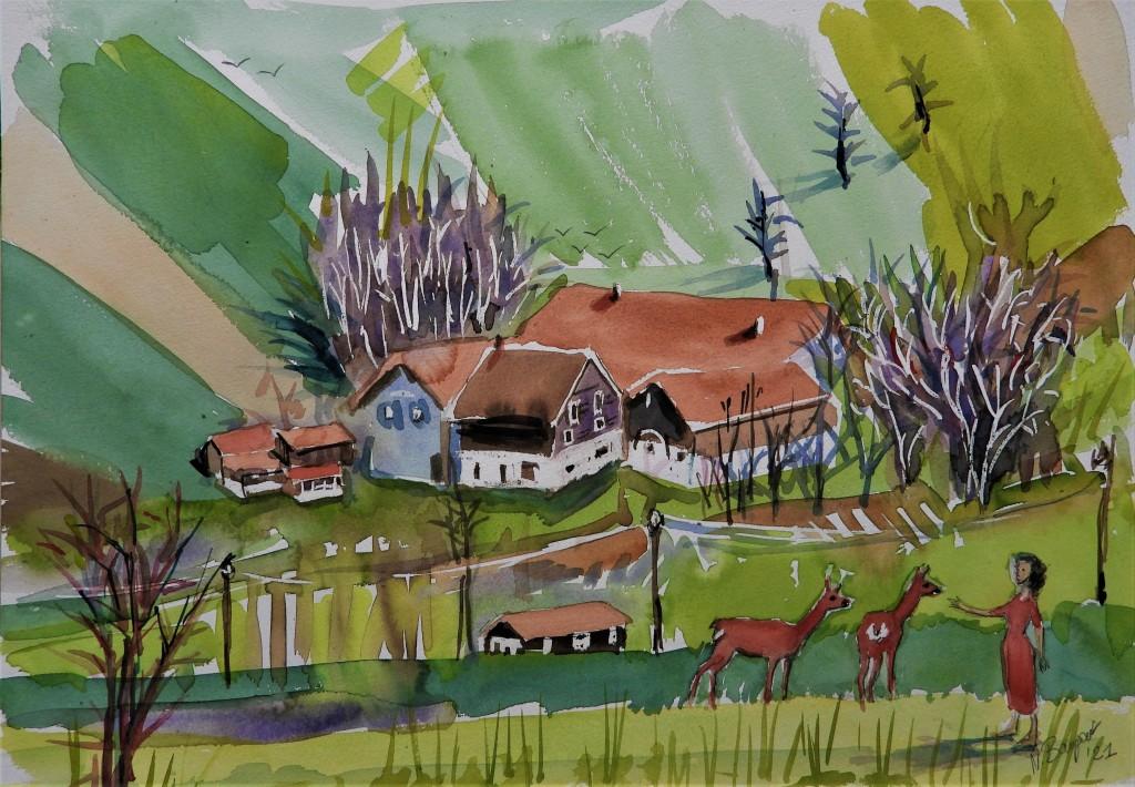 Rottaler Landschaften - Landschaftsmalerei zwischen Rott und Inn