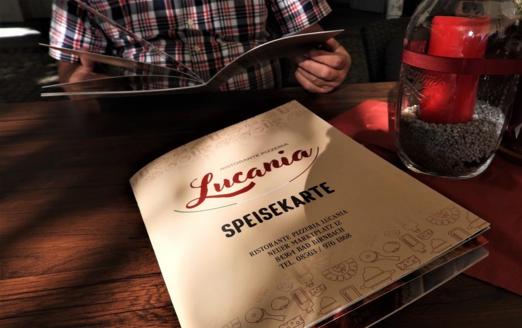 Bei Ristorante Pizzeria Lucania in Bad Birnbach ist es lecker!
