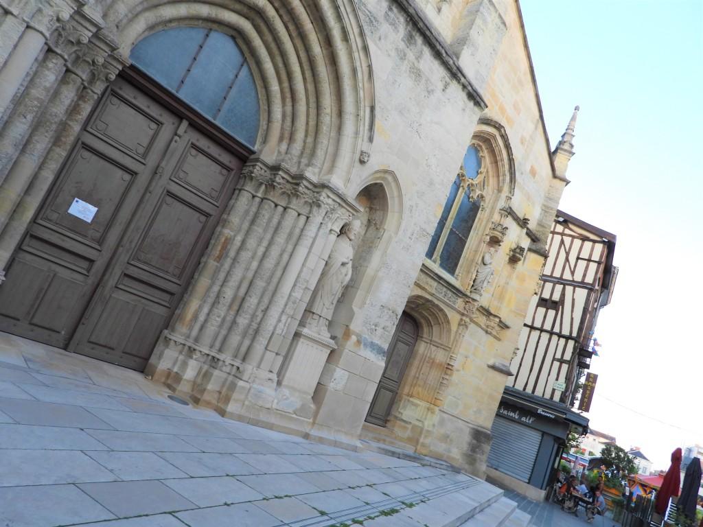 Altstadt von  Châlons-en-Champagne